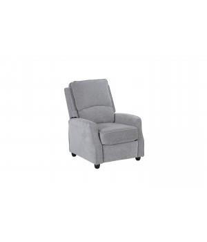 1 seater sofa push back DM02001 light gray 40