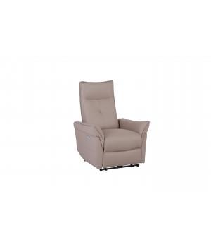 1 seater sofa power recliner DM02003 WARM GRAY 14