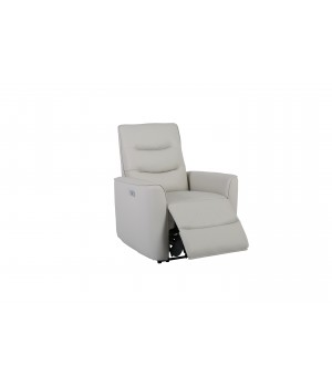 1 seater sofa power recliner DM02005 CREAM LHL-030