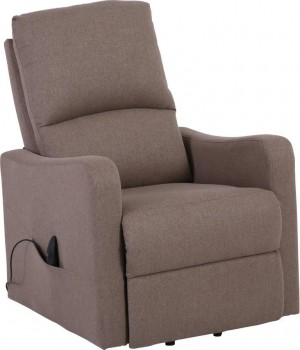 1 seater sofa power recliner DM02006 TAUPE 05