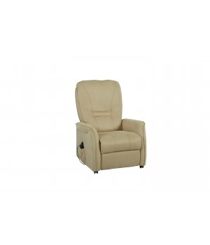 1 seater sofa power recliner DM02007 SANDY BROWN 2G