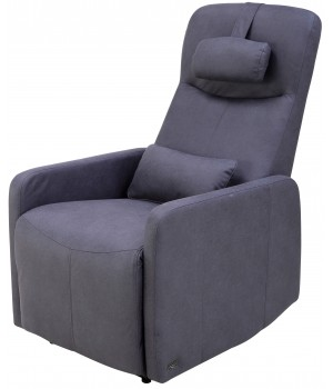 1 seater sofa power recliner DM04002 DARK GRAY