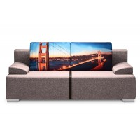 Dīvāns-gulta  CITY
