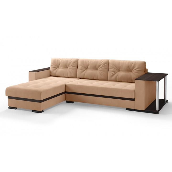 Stūra dīvāns SERGIO ar galdiņu