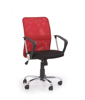 TONY chair color: red