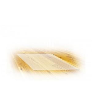 Floor mat color: milky