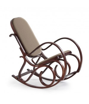 MAX BIS PLUS rocking chair color: wenge