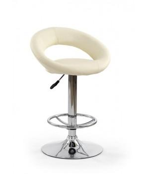 H15 bar stool color: beige
