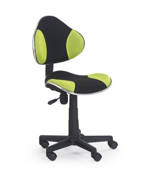FLASH chair color: black/green