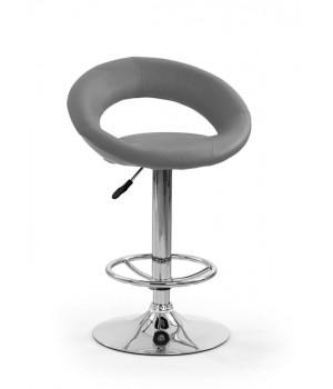H15 bar stool color: grey