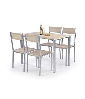 RALPH set + 4 chairs