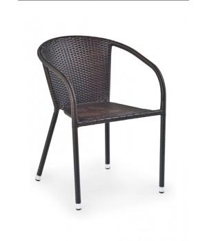 MIDAS chair color: dark brown