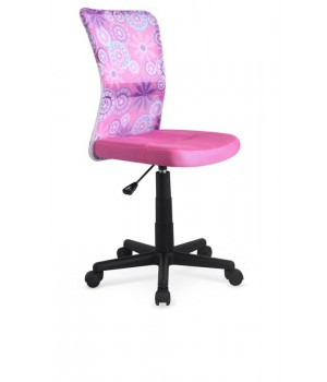 DINGO chair color: pink with decorations