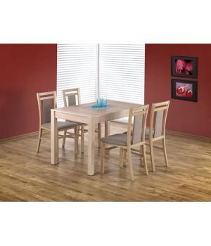 MAURYCY table color: sonoma oak