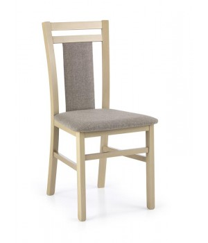 HUBERT 8 chair color: sonoma oak/Inari 23
