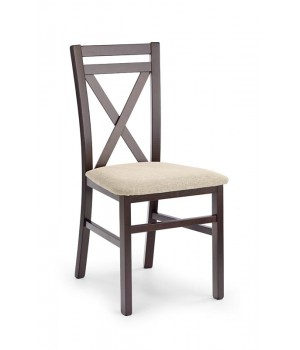 DARIUSZ chair color: dark walnut/Vila 2