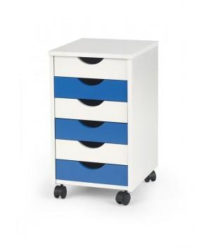BEPPO 2 storage unit color: white-blue