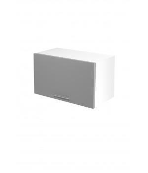 VENTO GO-60/36 hood top cabinet, color: white / light grey