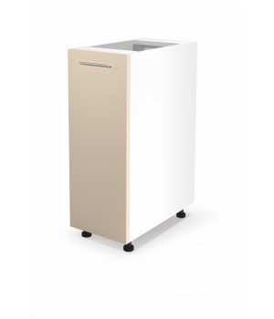 VENTO D-30/82 lower cabinet, color: white / beige