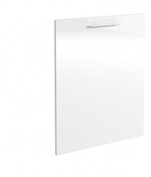 VENTO DM-60/72 dishwasher front, color: white