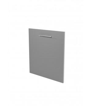 VENTO DM-60/72 dishwasher front, color: light grey