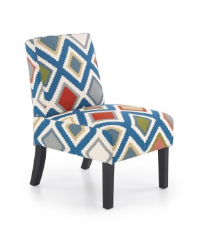 FIDO leisure chair, color: multicolored