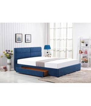 MERIDA bed, color: blue