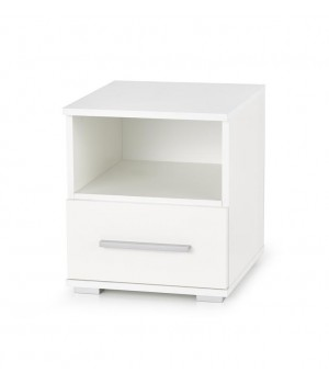 LIMA SN-1 night stand, color: white