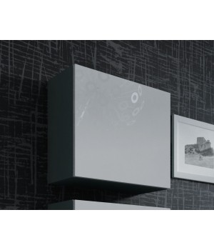 square full cabinet VIGO WITR. KWADRAT grey/white