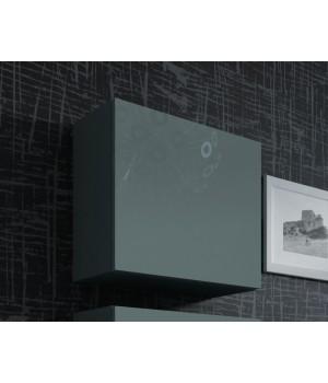 square full cabinet VIGO WITR. KWADRAT grey/grey