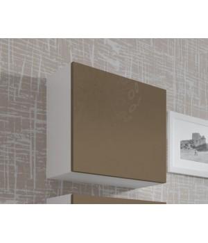 square full cabinet VIGO WITR. KWADRAT white/latte