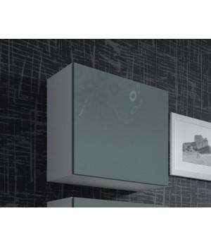square full cabinet VIGO WITR. KWADRAT white/gray