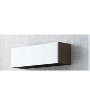 Full cabinet VIGO WITR.90 PEŁNA white/black