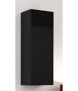 Full cabinet VIGO WITR.90 PEŁNA black/black