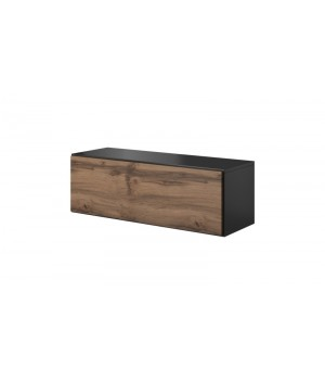 ROCO RO1 TV STAND antracyt/wotan mat