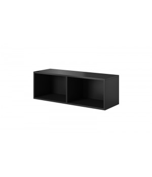 ROCO RO2 TV STAND OPEN antracyt