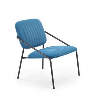 DENNIS l. chair, color: blue
