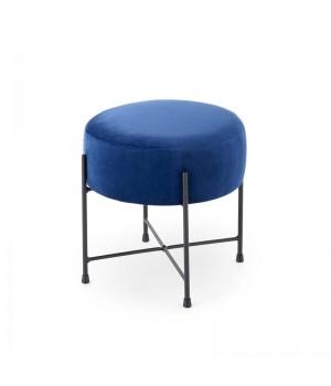 NIVA stool, color: dark blue