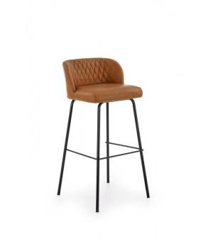 H92 bar stool, color: light brown
