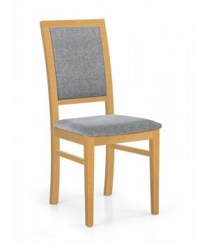 SYLWEK 1 chair color: honey oak / Inari 91