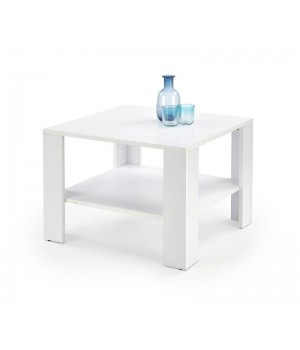 KWADRO SQAURE c. table, color: white