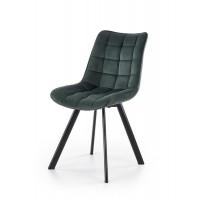 K332 chair, color: dark green