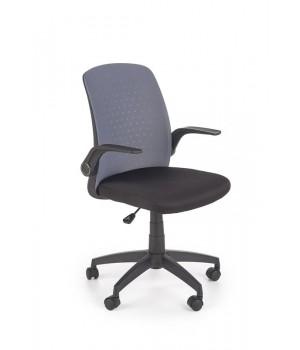 SECRET office chair, color: black / grey