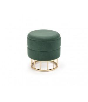 MINTY stool, color: dark green