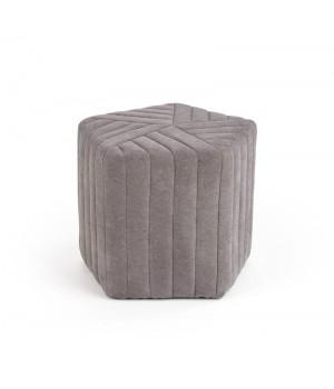 HEXA 2 stool, color: grey