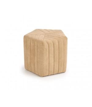 HEXA 2 stool, color: beige