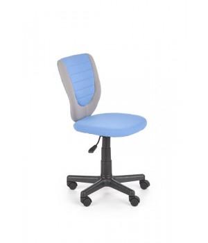 TOBY children chair, color: grey / blue
