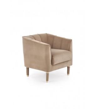 BALTIMORE l. chair, color: dark beige