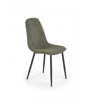 K387 chair, color: green
