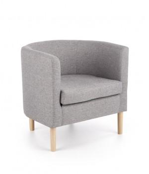 CLUBBY chair, color: grey